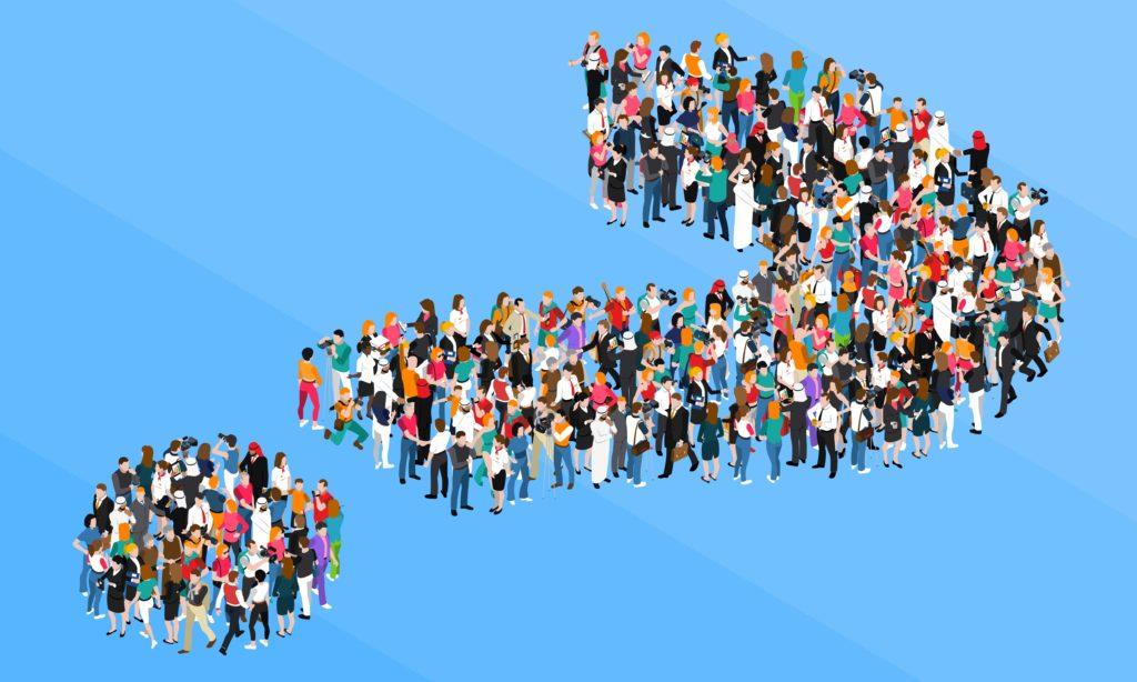 Le public est important pour lancer des campagnes pro Facebook