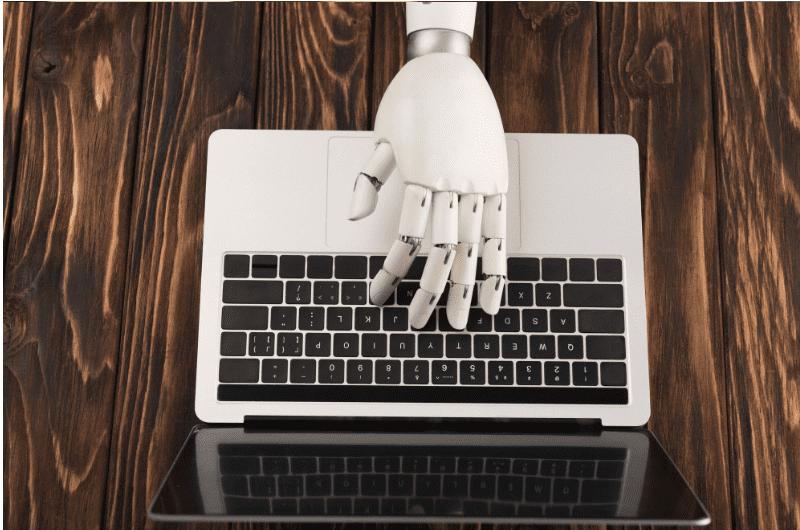 L'IA dans une pub Facebook