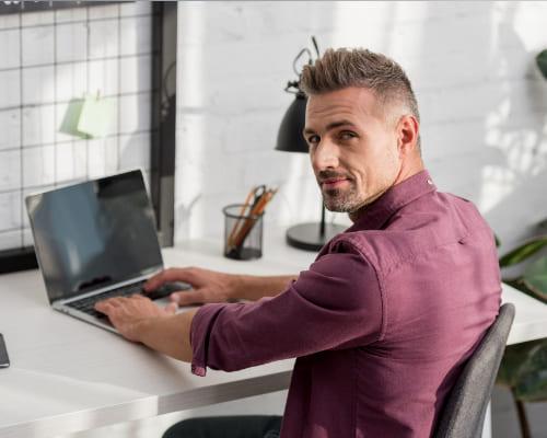 Screenshots du Business Manager à suivre